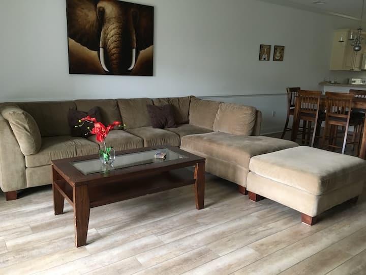Myrtlewood ground floor Condo no carpet