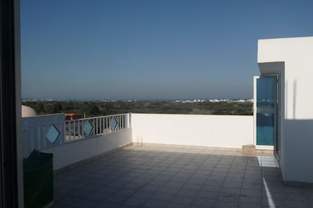 Studio vue mer - 3 terrasses - Hammam Al Agzaz
