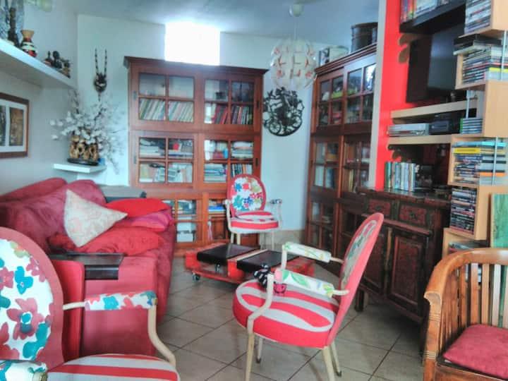 Chambre dans Pavillon