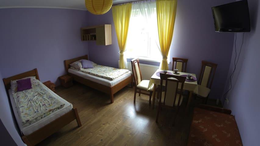 Apartament 2-pokojowy - Ustronie Morskie - Huoneisto