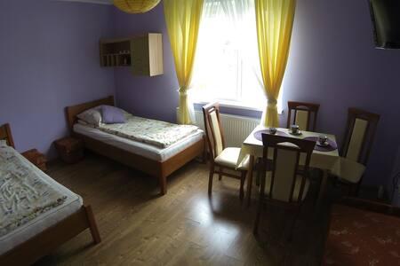 Apartament 2-pokojowy - Ustronie Morskie