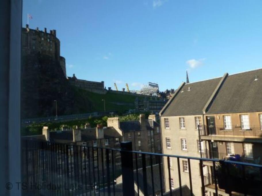 Castlerock Apartment - Views