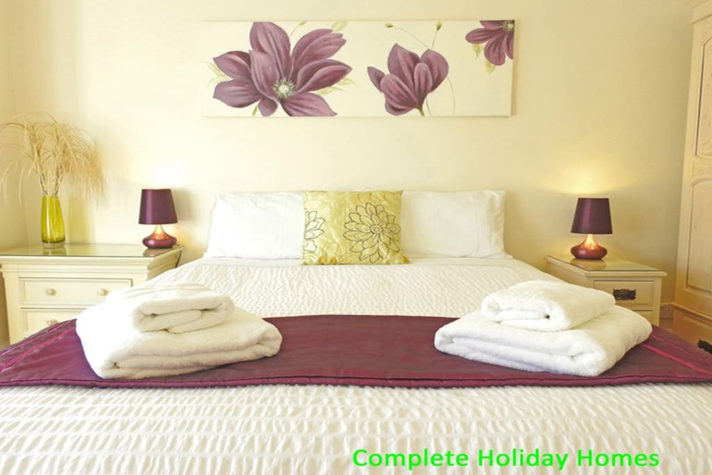 Beautifully furnished and decorated