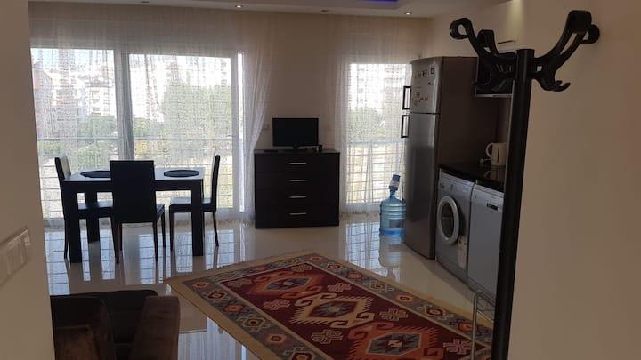 Уютная квартира-студия в Лимане,700 метров до моря
