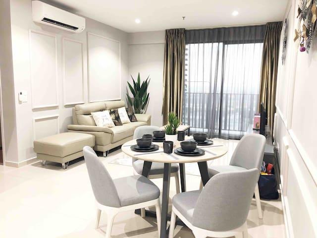 Da Luxury Suite@I-City HydeTower (Muslim friendly)