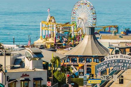 Beachside in Santa Monica/Venice - Santa Monica - Apartment