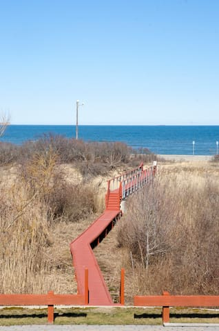Bridge to the Beach & Walk to Plimoth Plantation - Plymouth - Condominium