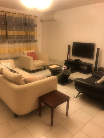 Appartement 2 chambres tout équipé