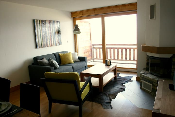 Magnificent Mountain Retreat close to the slopes - Veysonnaz - Apartment