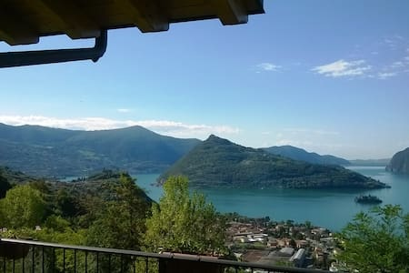 Agriturismo Stalù at Lago d'Iseo - Marone - Bed & Breakfast