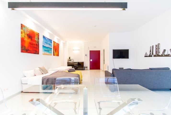 Un espacio único y confortable