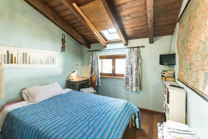 Bed & Breakfast Portobello camera azzurra