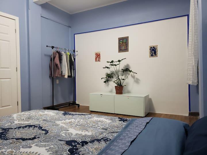 Private room in CDMX/Habitación Privada en CDMX
