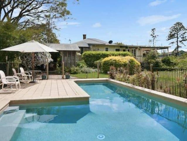 Luxury Home - Bangalow Hinterland - Nashua - Huis