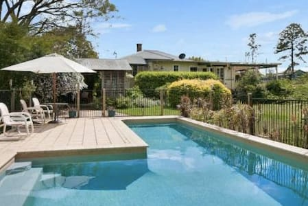 Luxury Home - Bangalow Hinterland - Nashua