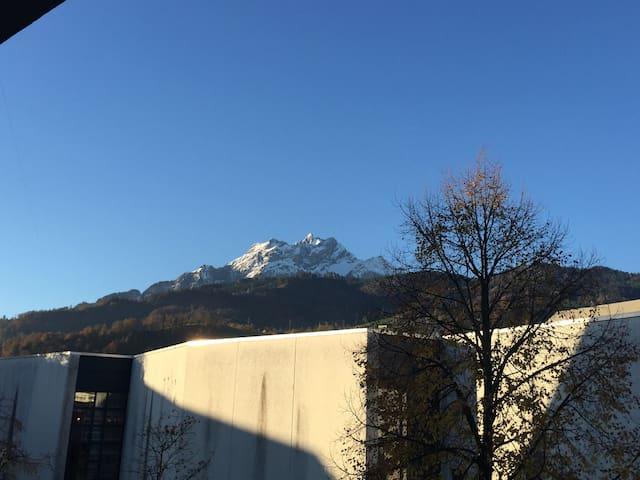 Zimmer in der näher der Stadt Luzern - Kriens - Daire