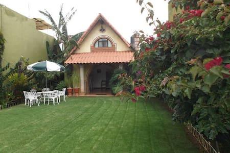 Cabaña Posadas - Morelia - Chalet