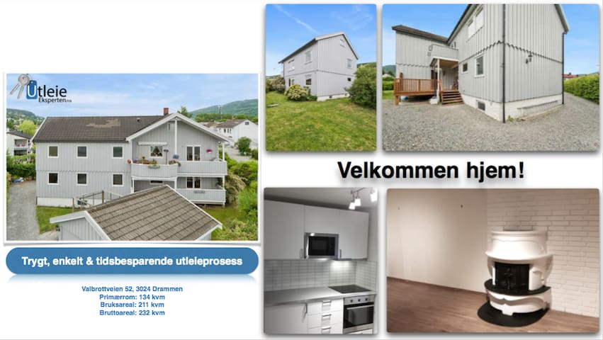 Large apartment/house for families or groups (2-5)