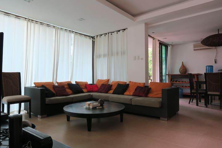 3 Bedrooms luxury Villa in Mount Luho, Boracay - Malay - Rumah