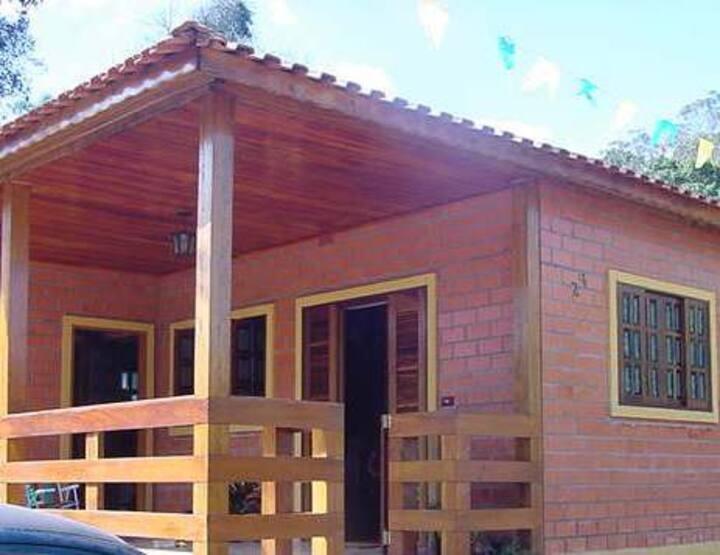 Chalé em Itapecerica da Serra - SP.