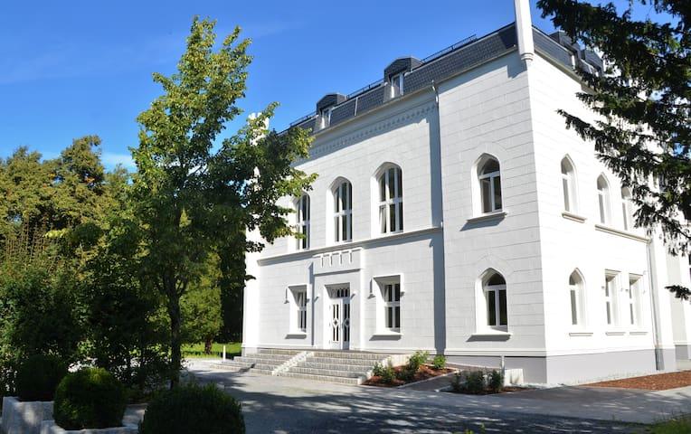 Privatresidenz an der Ostsee bei Stralsund
