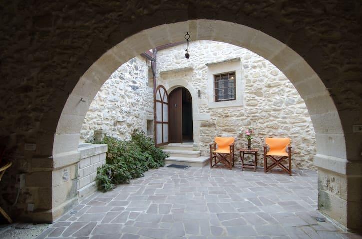 Traditional house-Roustika Crete