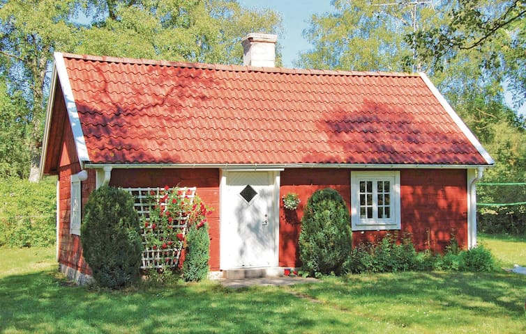 Holiday cottage with 1 bedroom on 30m² in Löttorp