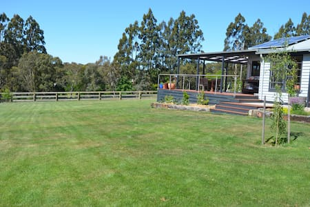 Family home in the Wombat Forest - Lyonville - Ev