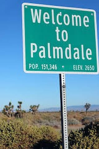 Palmdale To-Dos