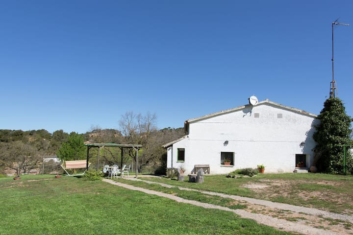 Casa rurale in una fattoria tipica catalana