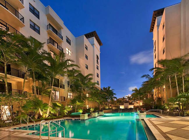 Luxury Private Room Downtown Fort Lauderdale - Fort Lauderdale - Apartment