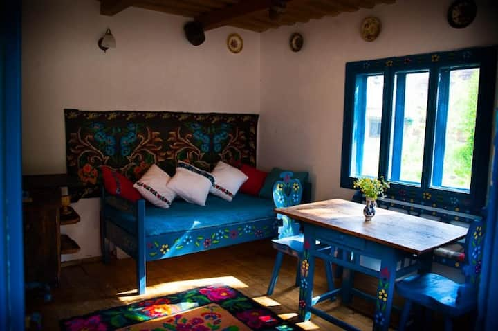 Casa Pictata - traditional cosy wooden house