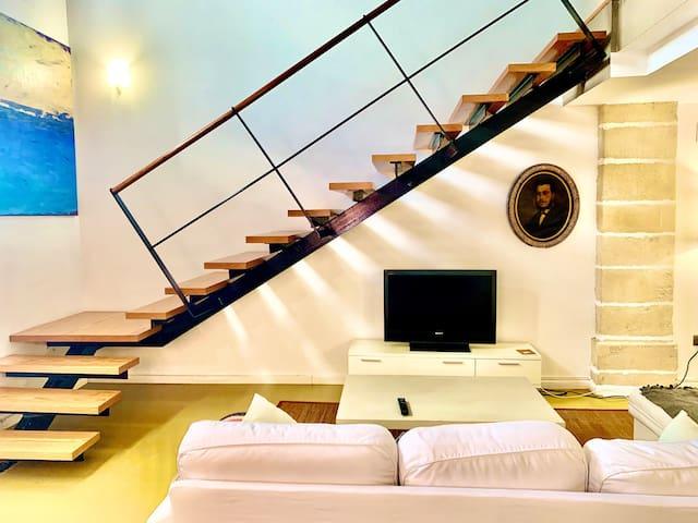 Apartamento  Loft con piscina - Bodega Loft Xeres