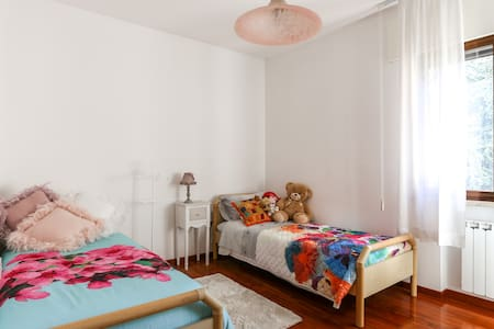 Cozy double room in apartment - Spinea - Wohnung