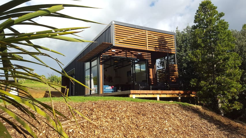 Kauri Tree Retreat, Raglan. A touch of luxury. - Raglan - Dom