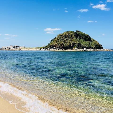 【島】Beach&Japanese-traditional♡