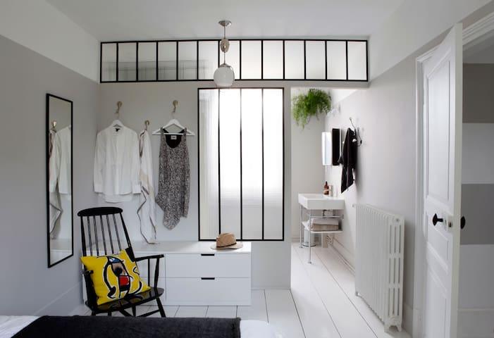 La Maison & l'Atelier - Crouy-en-Thelle - Bed & Breakfast
