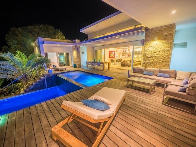 Casa La Villa with an amazing pool. - Cabarete - Rumah