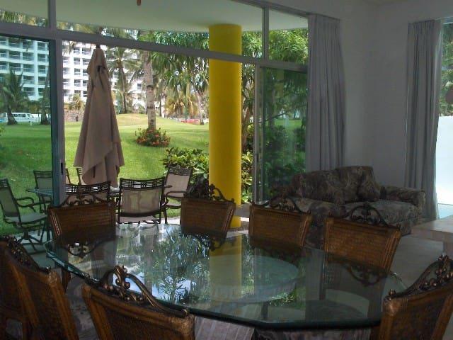 Exclusiva Villa en Mayan Palace, 2 rec´s, 7 pax. - Acapulco