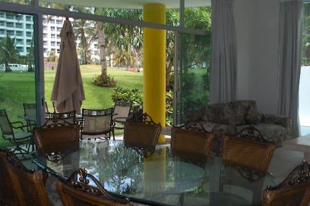 Exclusiva Villa en Mayan Palace, 2 rec´s, 7 pax. - Acapulco - Vila
