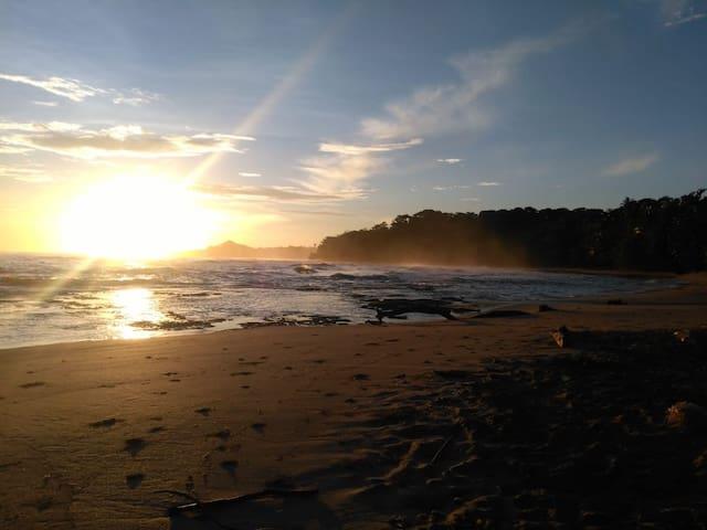 Paradise Beach - Your Oceanfront Studio (w/ a/c)
