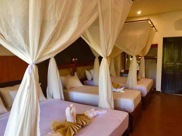 Dika 5 person Room at Pemuteran Village