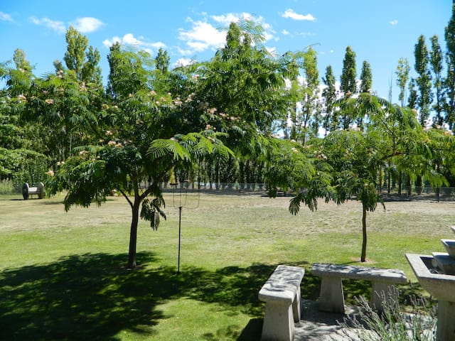 B&B Felton Rd Bannockburn, river & vineyard views - Bannockburn