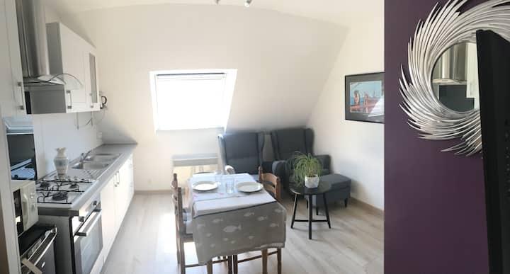 Appartement pour 2 personnes à Le Conquet