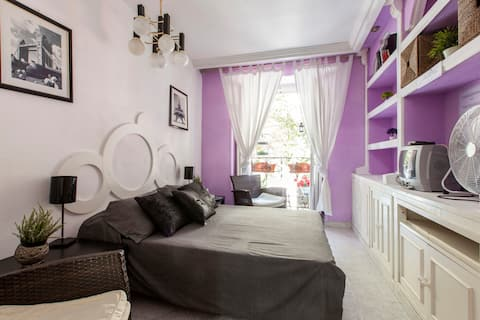 Double room centre of Madrid Malasaña y chueca!