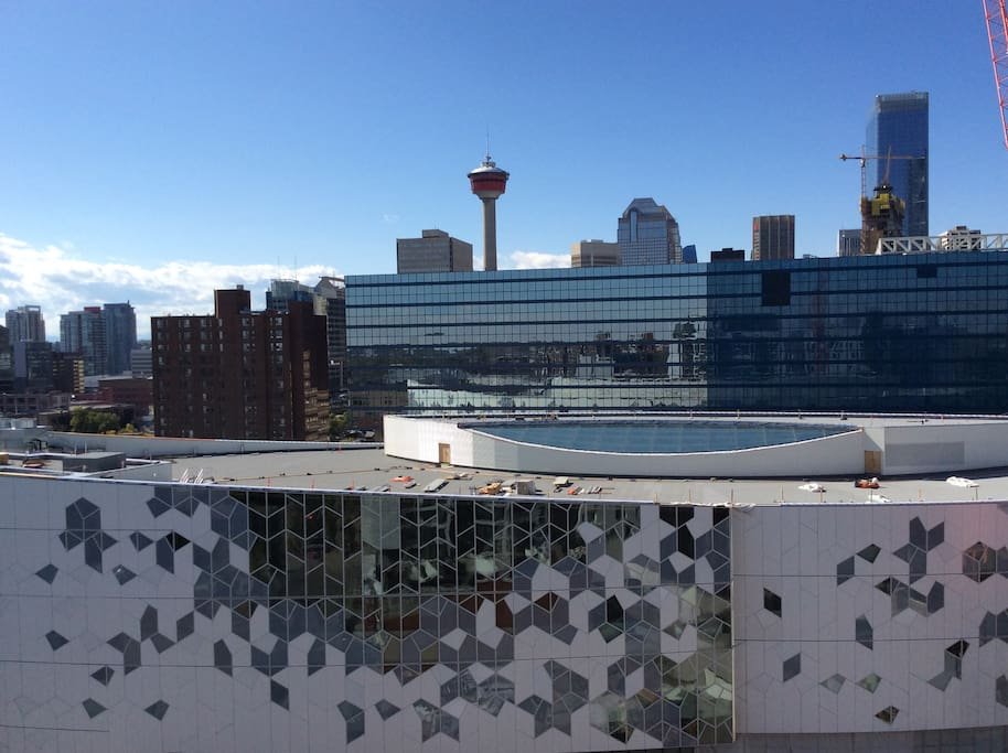 East Village Apartments For Rent Calgary