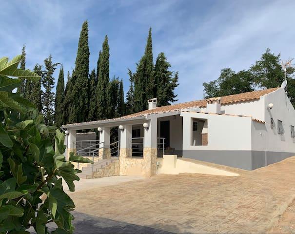 Villa en zona rural de Bullas