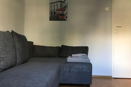 single/double room, close to main train station.