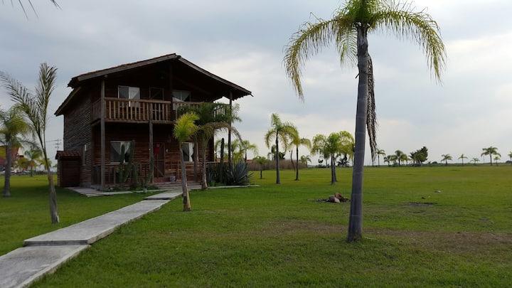Cabaña en renta Presa La Vega, Teuchitlan