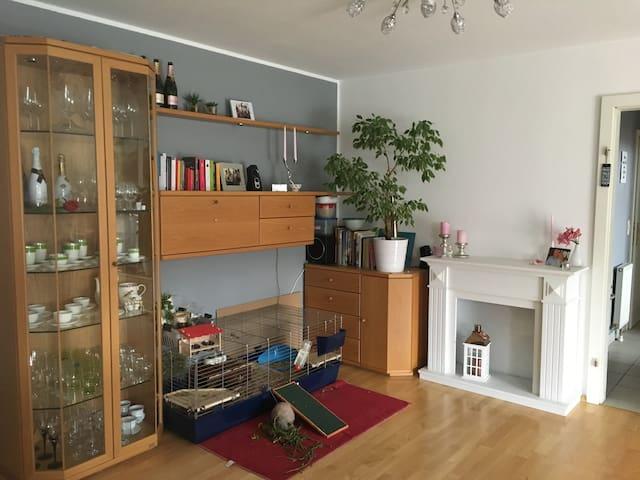Gästezimmer am Stadtrand - Wiedeń - Apartament